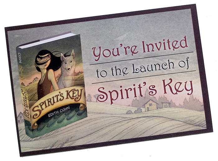 SpiritsKey Invitation