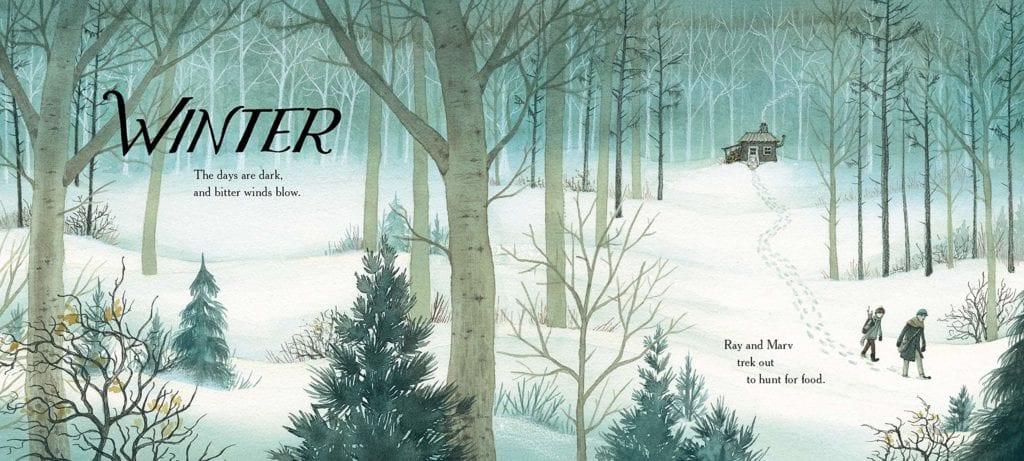 HomeInTheWoods_Winter