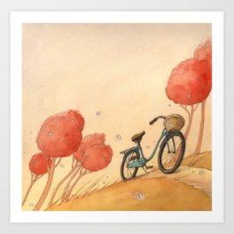 lonely-bike1406997-prints