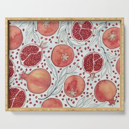 old-pomegranates-serving-trays